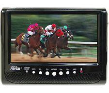 "Digital Prism (ATSC-710) 7"" 480i EDTV-Ready LCD Television **READ-NEW**"