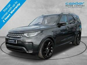 2017 17 LAND ROVER DISCOVERY 3.0 TD6 HSE 5D 255 BHP DIESEL