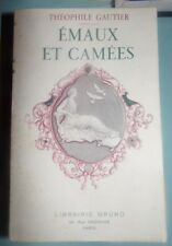 EMAUX ET CAMEES - THEOPHILE GAUTIER - GRUND