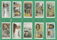 PROMINENT PEOPLE -  50  SETS  OF 50 CHURCHMAN ' PIONEERS ' CARDS - REPRINTS