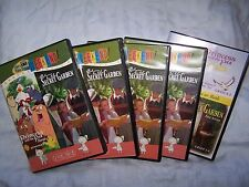 Lot of 5 Princess & The Pea Chronicles Return To Secret Garden Children Kid DVD