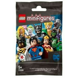 NEW Lego Minifigures DC Super Heroes 71026