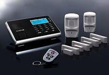 Olympia 9061 Premium Plus Funk GSM Alarmanlagen-Set