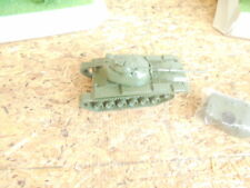 Herpa #740418 HO Scale Kampfpanzer M-60 M-60-A1 Mini Tanks Army Green