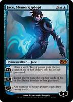 JACE, MEMORY ADEPT M13 Magic 2013 MTG Blue Planeswalker MYTHIC RARE
