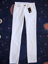 TIRDY Jeans NUOVO NEW  74 € SIZE W 26 TG 40 VITA BASSA SKINNY SLIM ORIGINALI