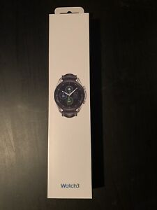 Brand New Galaxy Watch3 (45MM), Mystic Silver (LTE), Fully Sealed