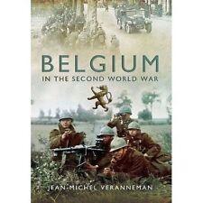Belgium in the Second World War by Jean-Michel Veranneman (Hardback, 2014)