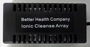10 Ionic Foot Detox Rectangular arrays! Better Detox!  Long Lasting Steel Plates