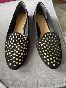 Tory Burch Olympia Star Loafer Size 9.5