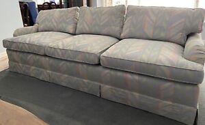 "Henredon Couch 84"""