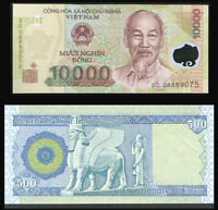 500 NEW IRAQI DINAR   + Receive A FREE 10,000 Viet Nam Dong  Only 28 Sets Left