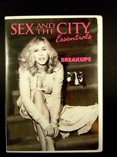 Sex and the City Essentials: The Best of Breakups (DVD, 2006) WORLD SHIP AVAIL