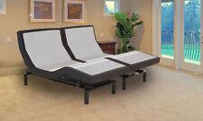 Split Dual King Size Leggett & Platt Prodigy 2.0 Adjustable Bed Base (2 Twin XL)