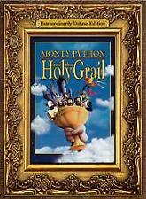 Monty Python And The Holy Grail Extraordinarily Deluxe Three-Disc Dvd