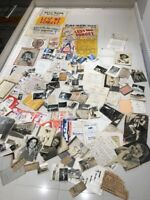 Huge Personal Collection - Willie Fennell Actor Comedian  Ephemera Lot