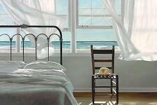 THE DREAM OF WATER ART PRINT BY KAREN HOLLINGSWORTH ocean window 24x36 poster