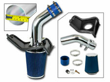 "2.75"" BLUE Cold Air Intake Induction Kit+Filter For 08-14 Impreza WRX/STi 2.5L"