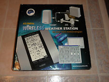 La Crosse Technology Professional Wireless Weather Station WS-2315 AL Finish NEW