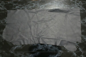 Blue Leather Scraps Leather offcuts Remnants Sheets Goatskin Sheep