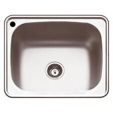 New Abey The Lodden PR45 LTH Laundry Trough 45L single BOWL Top Mount TUB Sink