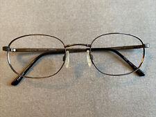 Marchon Autoflex 55 Flexon Gunmetal Eyeglasses Frame Full Rim Eyewear 53[]20 140