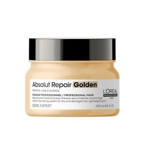 L'Oreal Serie Expert Absolut Repair 250ml Mask with Gold Quinoa + Protein