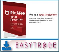 McAfee Total Protection (2018) - 1PC - 1Jahr - Vollversion - ESD