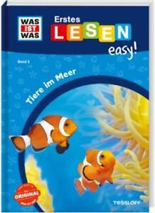 WAS IST WAS Erstes Lesen easy! Tiere im Meer  6223