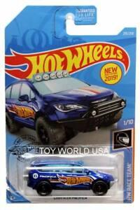 2019 Hot Wheels #215 HW Race Team Chrysler Pacifica