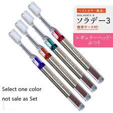 Soladey N3 Toothbrush 4color variation Regular head /Normal SHIKEN 7141B/R/P/O