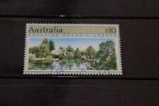 AUSTRALIA  1989 $10.00 GARDENS PAINTING SERIES   VERY  F/U