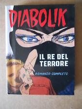 DIABOLIK n°1 Il Re del Terrore MIGNON cartonato Lo Scarabeo [C71