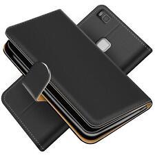 Handy Hülle für Huawei P9 Lite Schutz Klapp Etui Booklet Cover PU Leder Tasche