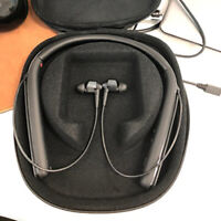 Practical Waterproof EVA Headphone Storage Case Carrying Bag For Sony WI-1000X