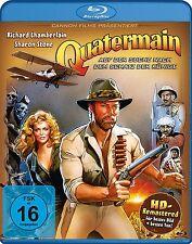 QUATERMAIN - Blu-Ray Disc -