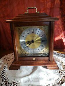 Howard Miller Dual Chime Medford Mantel Clock 612-481, Works