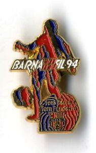 Pin Oficial  Barnafil 1994 FC Barcelona Barça Futbol  football