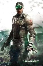 2013 UBISOFT SPLINTER CELL BLACKLIST SAM POSTER 22X34 NEW FREE SHIPPING