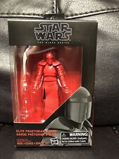 Hasbro Star Wars Black Series 3.75'' Elite Praetorian Guard