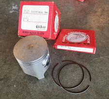 Honda NOS piston & rings set OS 0.25 CR125RA CR125 CR 125 1985