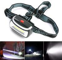 20000LM  XML T4 LED Camping Headlamp Headlight 18650 Head Lamp Torch