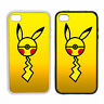 Pikachu Poke Tail - Rubber and Plastic Phone Cover Case - Pokemon Inspired