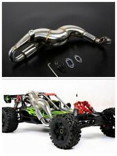 Exhausted pipe silencer for HPI Baja 5B SS 2.0 5T 1/5 rc car