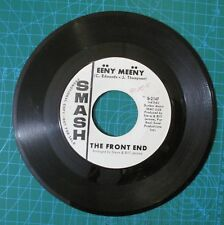 The Front End Eeny Meeny & You Circa 1967 Printed Promo Label 45 RPM