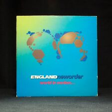 New Order - England - World In Motion - Music CD