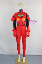 Neon Genesis Evangelion Asuka Plugsuit Cosplay Costume