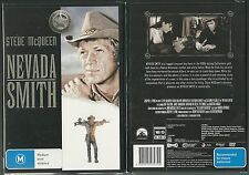NEVADA SMITH WITH STEVE McQUEEN KARL MALDEN BRIAN KEITH SUZANNE PLESHETTE DVD