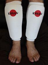 KANKU New Taekwondo, Karate, MMA Shin Protector Cloth Pad Sparring Gear