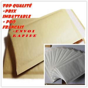 PROMO! Enveloppes à bulles d'air gamme PRO 5 formats A/1 B/2 C/3 D/4 G/7 Qualité